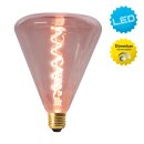 "LED Leuchtmittel ""Dilly"" E27/4W rot"