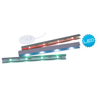 "LED-Glasfachbodenbeleuchtung ""Stripe"""