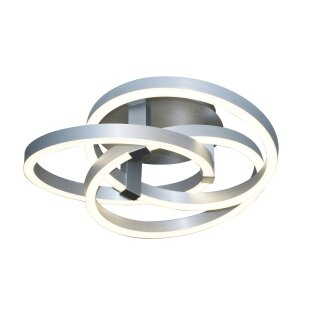 "Smart Home LED Deckenleuchte ""Divora"" d: 55cm"