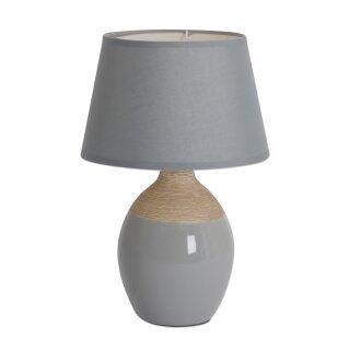 "Keramik Tischleuchte ""Talia"" h:31cm"